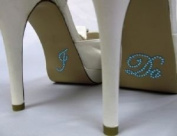 I Do Diamante Shoe Applique Sticker