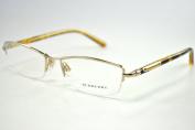Eyeglasses Burberry BE1197 1002 BURBERRY GOLD DEMO LENS