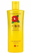Oshima Tsubaki Premium Shampoo with Camellia Oil - 300ml