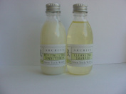 Archive Green Tea & Willow Cleansing Shampoo and Conditioner lot of 12 Bottles 6 of Each 45ml Bottles. Total of 530ml