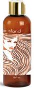 Paradise Island Shampoo 470ml, Sulphate Free, High Lathering, No Parabens, Phthalates, Dyes, Endocrine Disruptors, SLS Free, Vegan, Natural