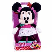 Disney 25cm I Love Minnie Monochrome Party