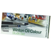 Winsor & Newton Winton Oil Colour Studio Paint Set
