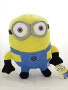 Despicable Me 2 Minion Jerry Soft Toy 25cm Plush