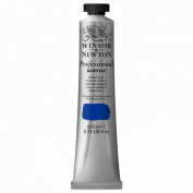 Artists' Acrylic 200ml from Winsor and Newton NEW! - Cobalt Blue