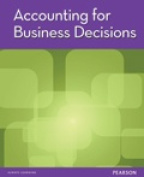 Accounting for Business Decisions Custom Book