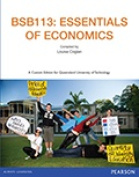 Essentials of Economics BSB113 Custom Book