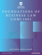 Foundations of Business Law COML1001 Custom Book