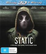 Static (3D Blu-ray / Blu-ray) [Region B] [Blu-ray]