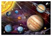 1000 Neon Solar System