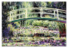 1500 White Water Lilies, C Monet
