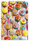 500 Colourful Cupcakes