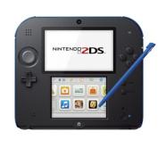 Nintendo 2DS Console Black Blue