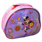DISNEY MINNIE MOUSE GIRLS INSULATED SCHOOL LUNCH BOX SANDWICH COOL BAG GIFT PINK