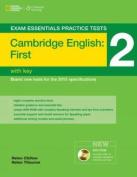 Exam Essentials Cambridge First Practice Test 2 with Key  [Audio]