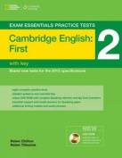 Exam Essentials Cambridge First Practice Test 2 with Key