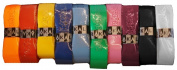 Karakal PU Supergrip replacement racquet grip - tennis / badminton / squash - Various Single Colours
