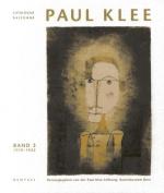 Paul Klee: Catalogue Raisonne - Volume 3