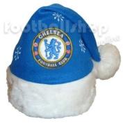 Chelsea Santa Hat