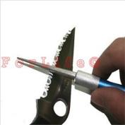 Professional Sharpening Diamond Multi-purpose Pen Shape Knife Sharpener Grindstone Fishing Hook Sharpner
