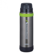 Thermos Ultimate Flask, Graphite, Steel, 0.8 Litre