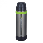 Thermos Ultimate Flask, Graphite, Steel, 0.5 Litre