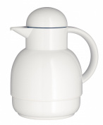 Alfi Neat Insulated Thermos Flask 0.6 L White