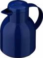 Emsa SAMBA 504230 Quick Press Thermos Can 1.0 L Blue