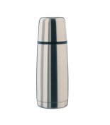 Alfi isoTherm Insulated Thermos Flask 0.35 L Perfect Stainless Steel with Automatic Seal