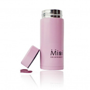 Mini Stainless Steel Insulated Vacuum Thermos Bottle Flask 300ml Ht05