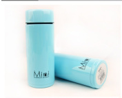 200ml Mini Double Layer Stainless Steel Vacuum Thermos Flask Water Bottle Camp Bottle Office Thermos Bottle