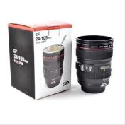 Coffee Camera Lens Mug Cup