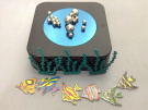 Black Magnetic Desktop, Design Your Own, Virtual Aquarium