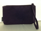 Purple ORLY Cosmetic Bag