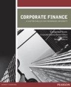 Corporate Finance Custom Book
