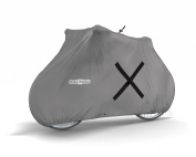Bicycle Cover - BikeParka (NEW!) - Style URBAN - Colour PAVEMENT