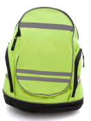 Sport Direct Hi-Viz Rucksack - Yellow