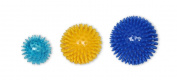ResultSport® Spiky Massage Balls - 3pk