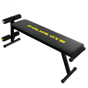 Gold's Gym Adjustable AB board - Black