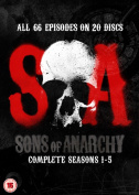 Sons of Anarchy [Region 2]