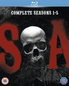 Sons of Anarchy [Region A] [Blu-ray]