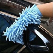 Super Mitt Microfiber Fibre Car Wash Washing Cleaning Glove