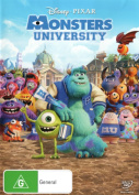 Monsters University [Region 4]