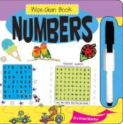 Numbers (Wipe Clean Books) [Board book]