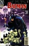 Batman by Doug Moench and Kelley Jones