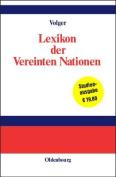 Lexikon Der Vereinten Nationen [GER]