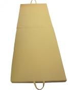 Soft ground mat / folding mat 4 x Hinged blue