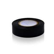 1 Roll 19mm x 20m Black PVC Sports Tape Football Hockey Rugby