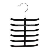 12 Belt, Tie or Scarf Non Slip Hanger