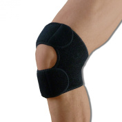 1 X Dual Action Knee Support Patella Tendon Brace Strap Belt Sports Pain Relief